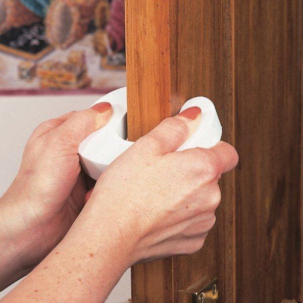 Ограничители на дверь своими руками